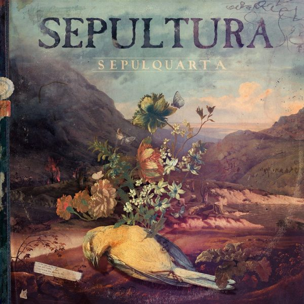 SEPULTURA – SEPULQUARTA LP2