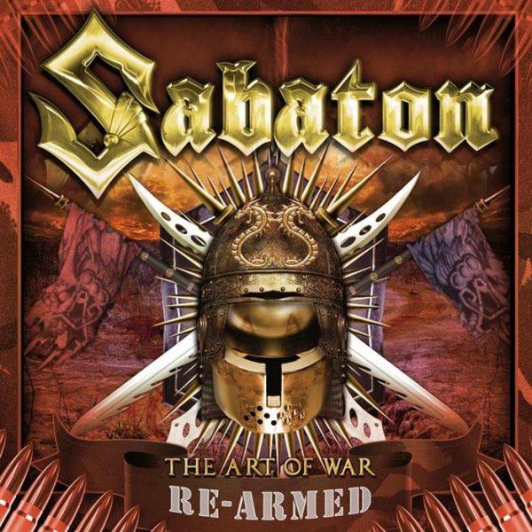SABATON – ART OF WAR RE-ARMED LP2