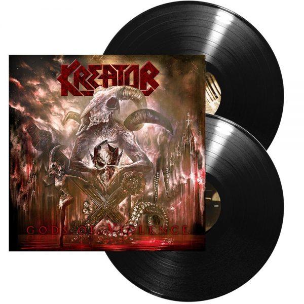 KREATOR – GODS OF VIOLENCE LP2