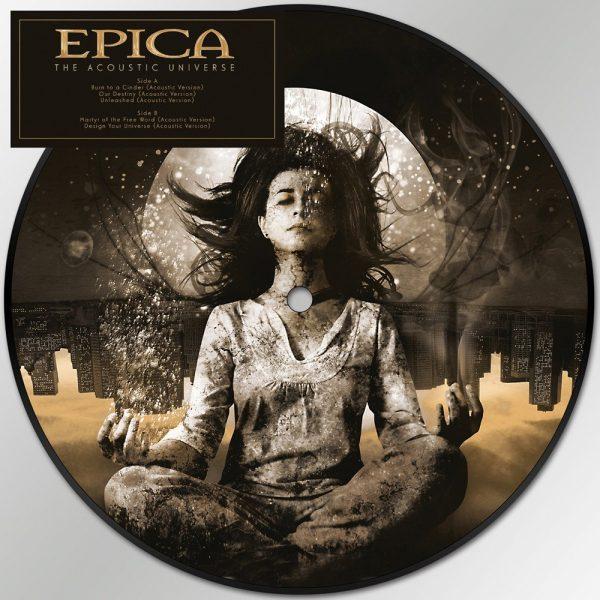 EPICA – ACOUSTIC UNIVERSE LP