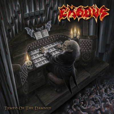 EXODUS – TEMPO OF THE DAMNED LP2