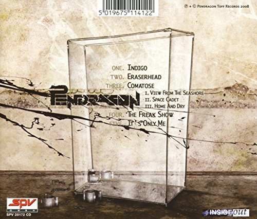 PENDRAGON – PURE CD