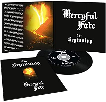 MERCYFUL FATE – BEGINING re-issue LP