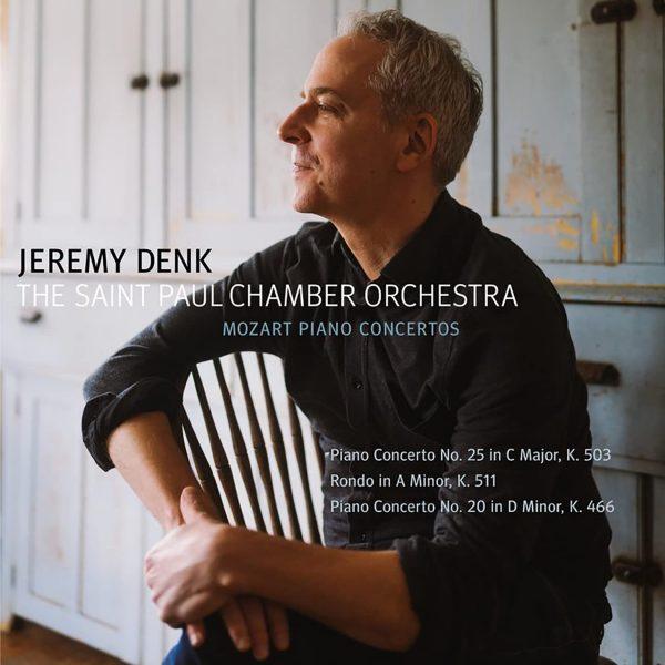 DENK JEREMY – MOZART PIANO CONCERTOS CD