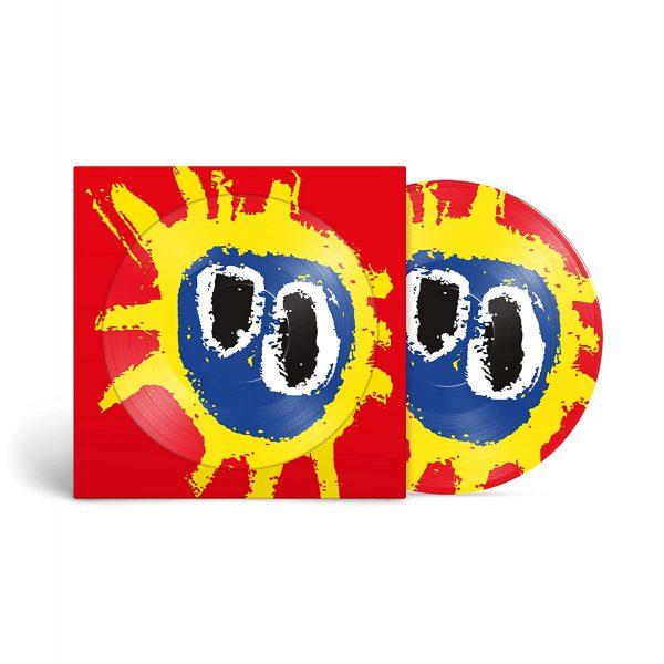 PRIMAL SCREAM – SCREAMADELICA picture disc LP2