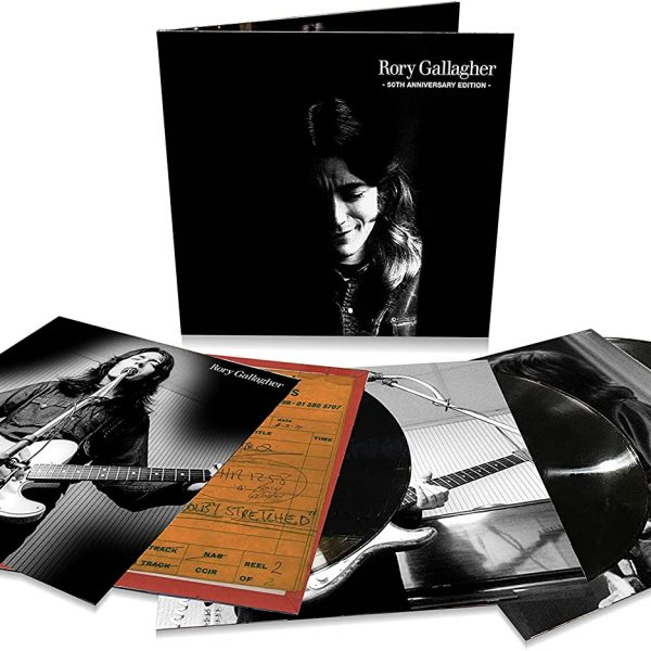 GALLAGHER RORY – RORY GALLAGHER 50th anniversary LP3