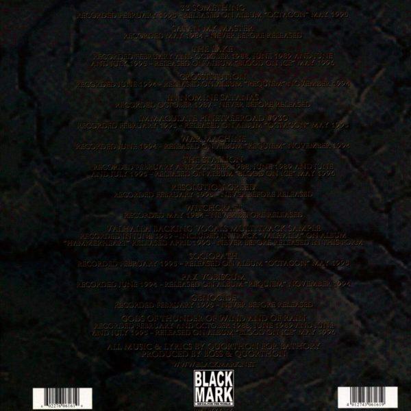 BATHORY – JUBILEUM III LP2