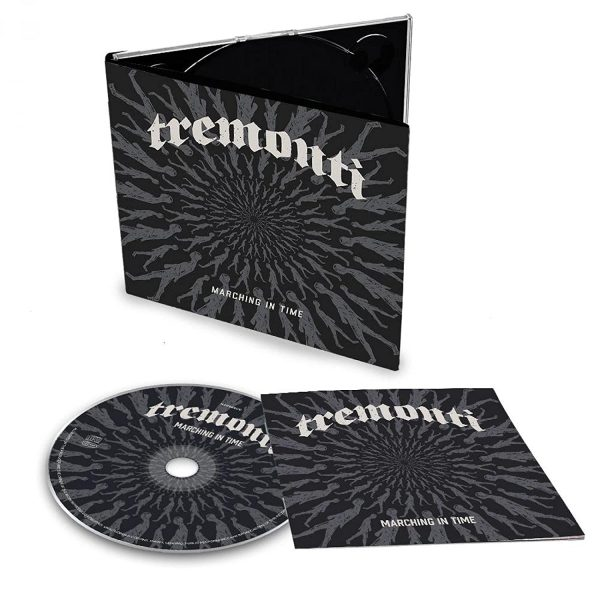 TREMONTI – MARCHING IN TIME CD