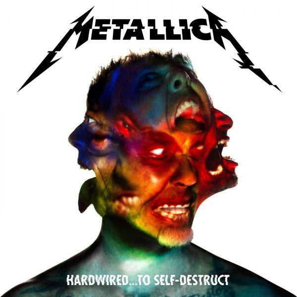 METALLICA – HARDWIRED…TO SELF DESTRUCT…LP2