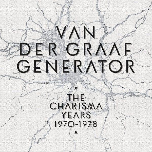 VAN DER GRAAF GENERATOR – CHARISMA YEARS BOX