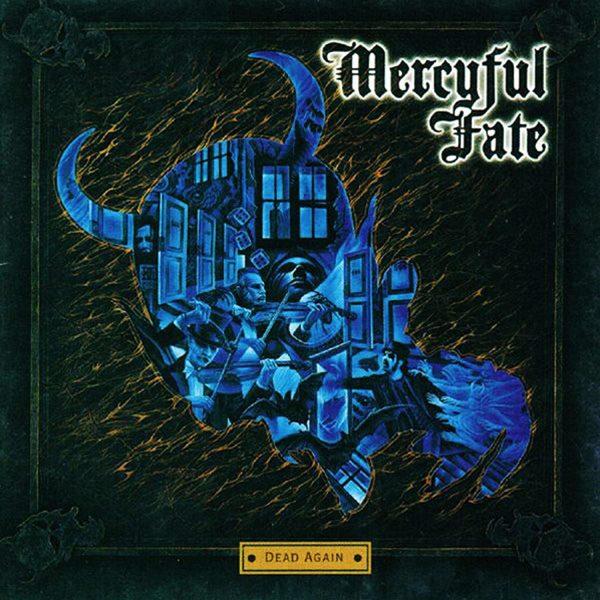 MERCYFUL FATE – DEAD AGAIN LP2