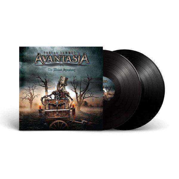 AVANTASIA – WICKED SYMPHONY LP2