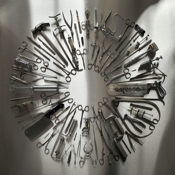 CARCASS – SURGICAL STEEL  CD