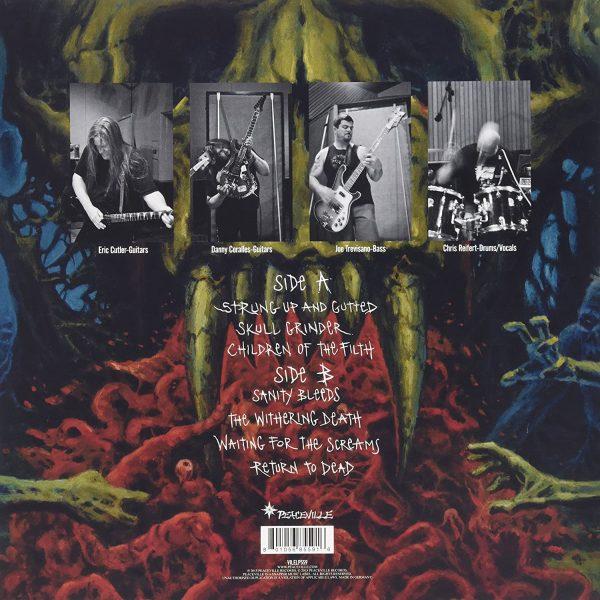 AUTHOPSY – SKULL GRINDER LP