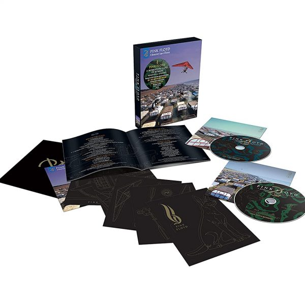 PINK FLOYD – A MOMENTARY LAPSE OF REASON  CD + BLURAY