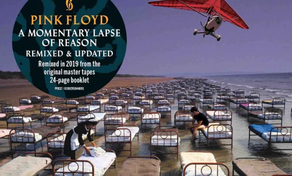 """Pink Floyd fanovi, uskoro izlazi """"A Momentary Lapse of Reason"""" remixed & updated"""