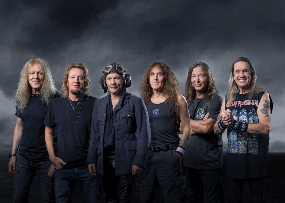 "Iron Maiden nakon šest godina objavili novi album ""Senjutsu"" inspiriran istokom"