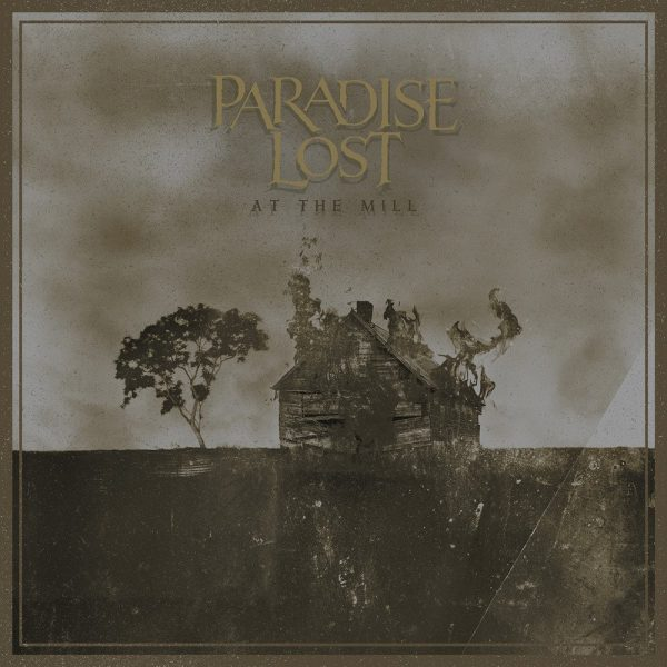 PARADISE LOST – AT THE MILL digibook CDBRD