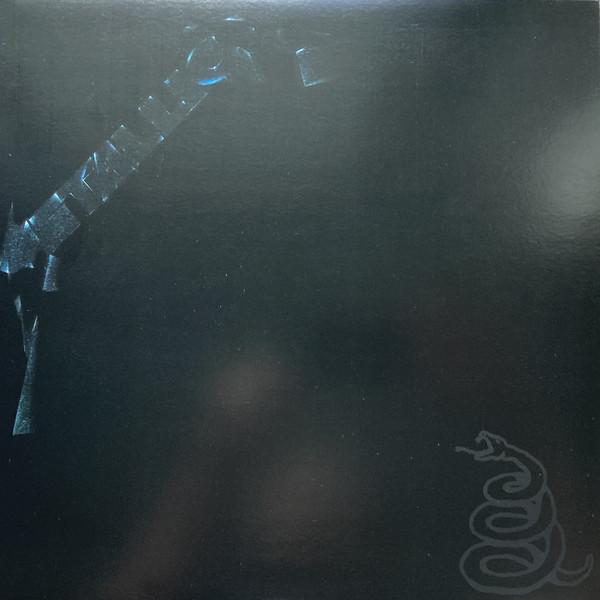 METALLICA – METALLICA remastered LP2