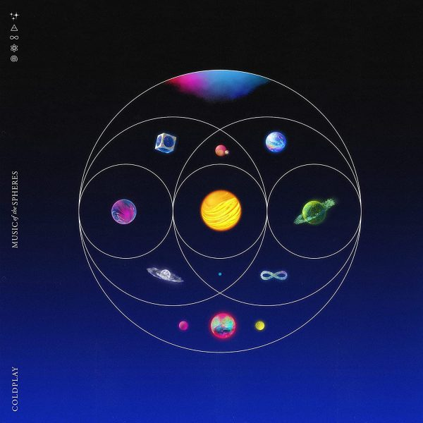COLDPLAY – MUSIC OF THE SPHERES  CD