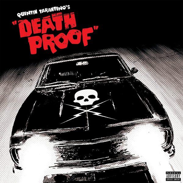 SOUNDTRACK – DEATH PROOF (coloured)  LP