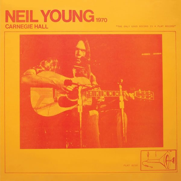 YOUNG NEIL – CARNEGIE HALL 1970  LP2
