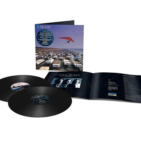 PINK FLOYD – A MOMENTARY LAPSE OF REASON  LP2