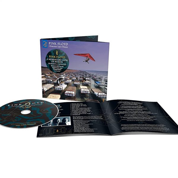 PINK FLOYD – A MOMENTARY LAPSE OF REASON (2019 Remix)  CD