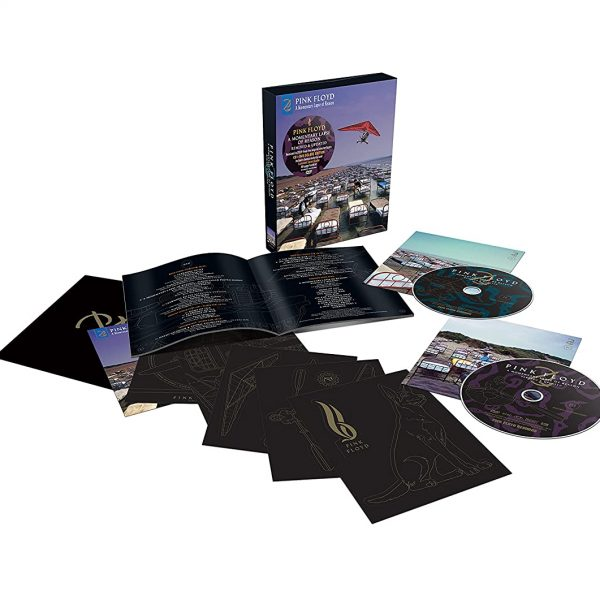 PINK FLOYD – A MOMENTARY LAPSE OF REASON  CD +DVD