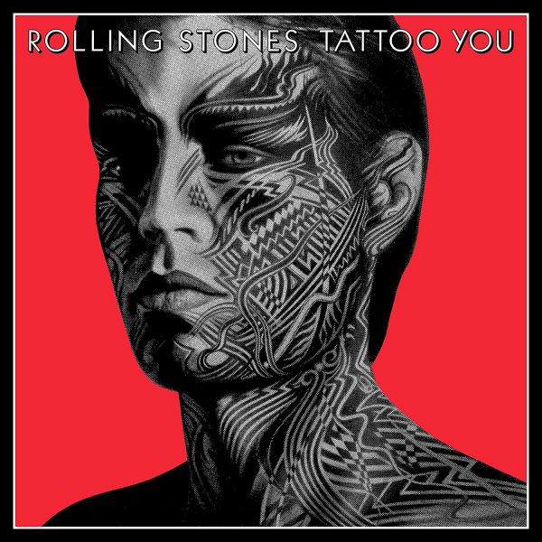 ROLLING STONES – TATTO YOU 40 anniversary ree-issue LP
