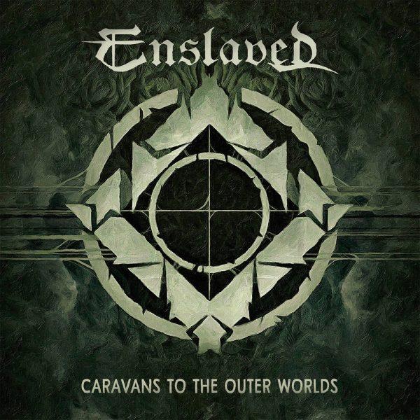 ENSLAVED – CARAVANS TO THE OUTER WORLDS limited springtime vinyl LP