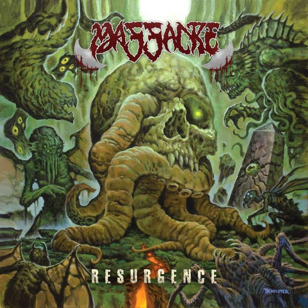 MASSACRE – RESURGENCE LP