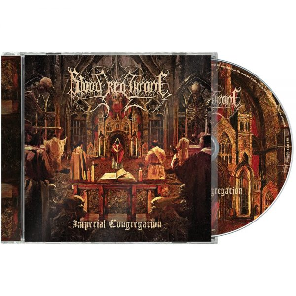 BLOOD RED THRONE – IMPERIAL CONGREGATION CD