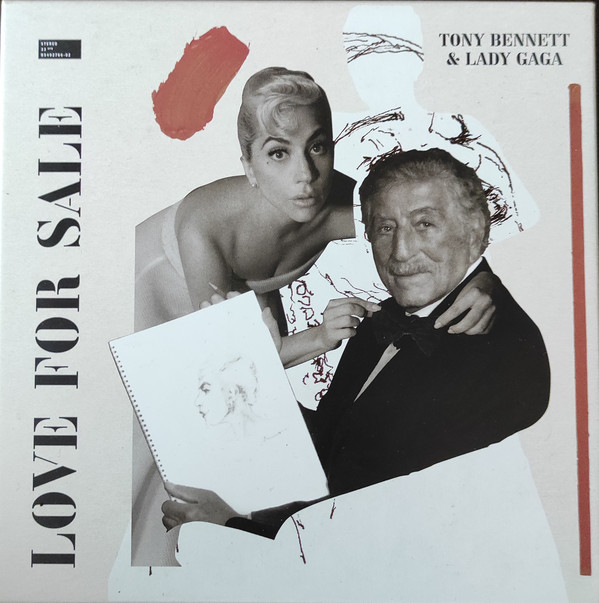 BENNETT TONY & LADY GAGA – LOVE FOR SALE deluxe edition CD2