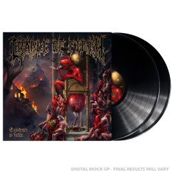 CRADLE OF FILTH – EXISTENCE IS FUTILE LP2