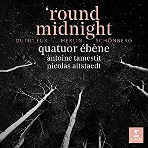 QUATUOR EBENE – 'ROUND MIDNIGHT CD