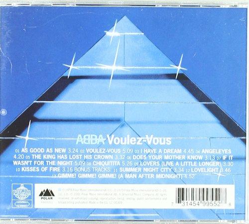 ABBA – VOULEZ-VOUS…RM
