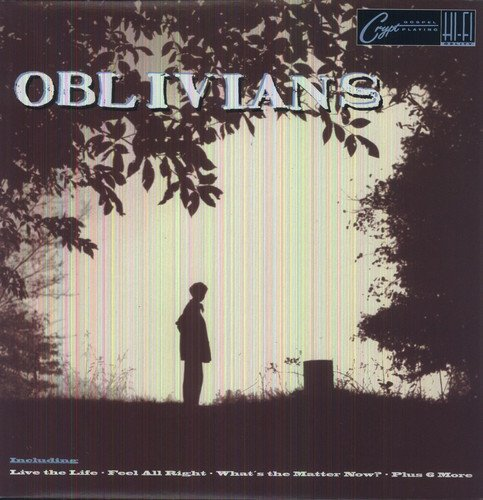OBLIVIANS – PLAY 9 SONGS WITH MR. QUINTRON LP