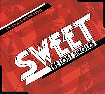 SWEET – LOST SINGLES…LP2