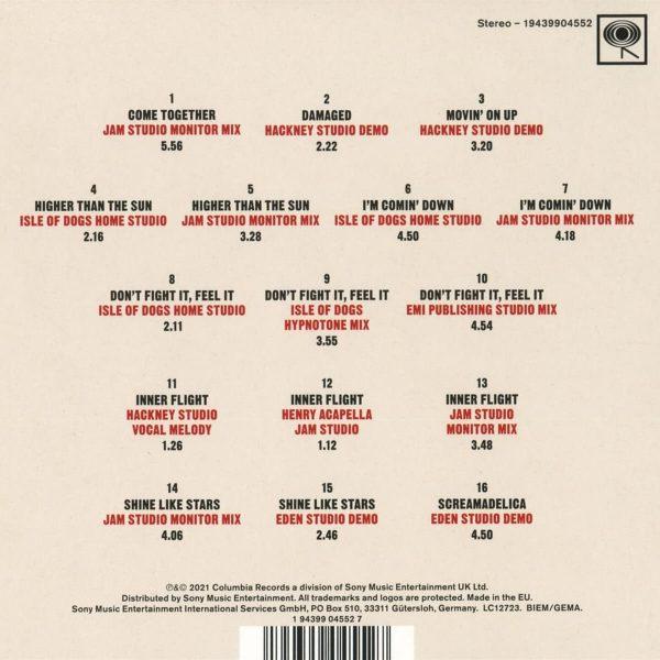 PRIMAL SCREAM – DEMODELICA…CD