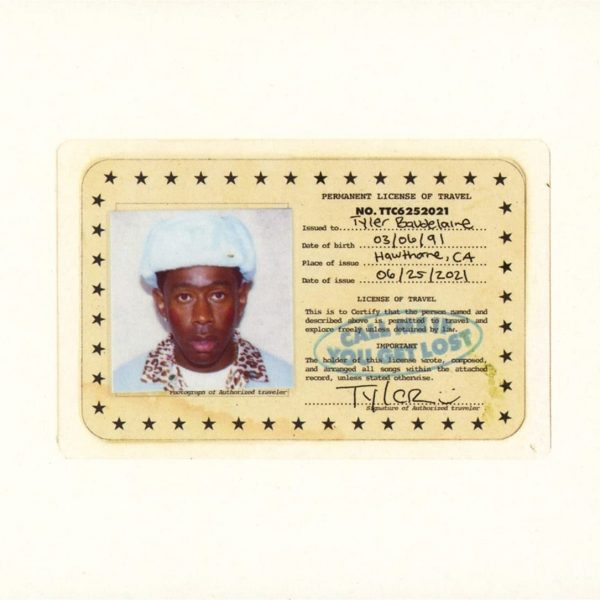 TYLER THE CREATOR – CALL ME IF YOU GET LOST CD