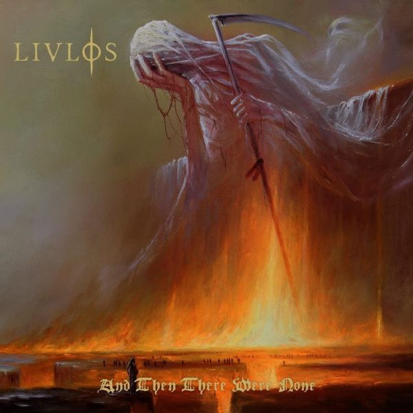 LIVLOS – AND THEN THERE WERE NONE CD