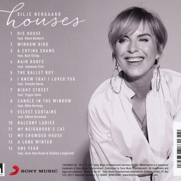 NERGAARD SILJE – HOUSES CD