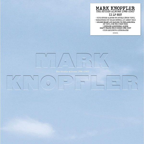 KNOPFLER MARK – STUDIO ALBUMS 1996-2007 BOX
