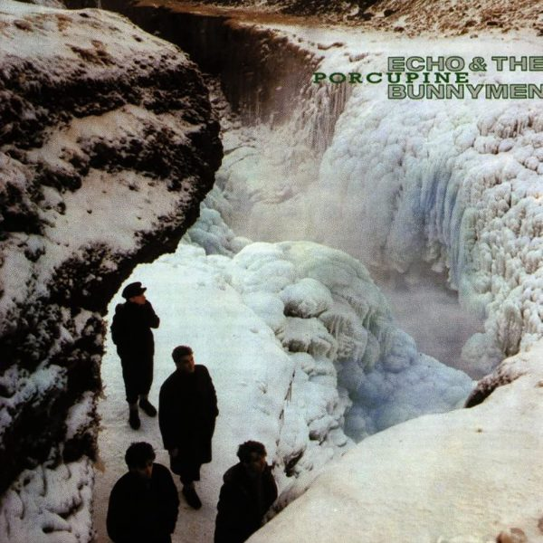 ECHO AND THE BUNNYMEN – PORCUPINE LP
