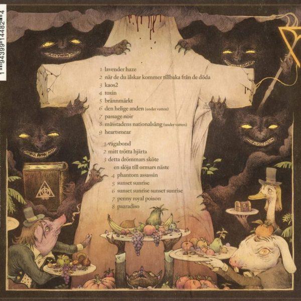 WILDHJARTA – MASSTADEN UNDER VATTEN…CD