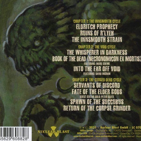 MASSACRE – RESURGENCE CD