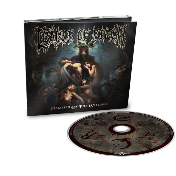 CRADLE OF FILTH – HAMMER OF THE WITCHES…digi