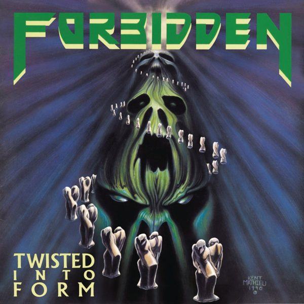 FORBIDDEN – TWISTED INTO FORM  CD