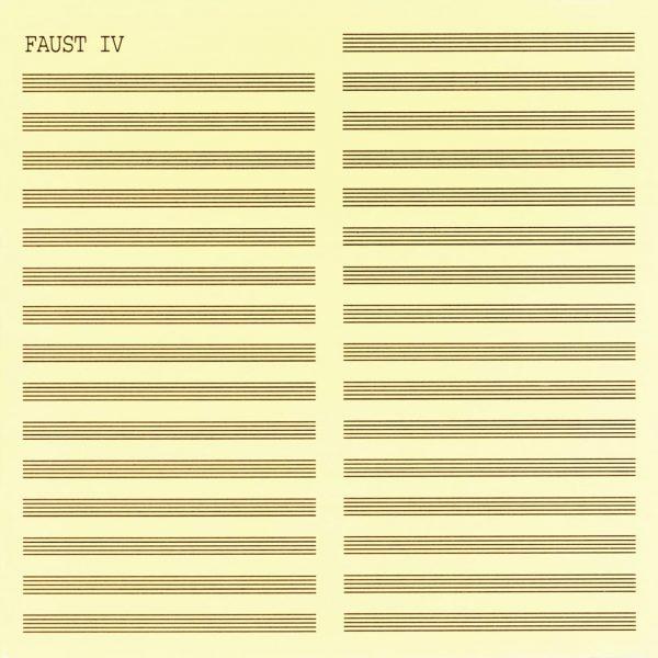 FAUST – IV CD